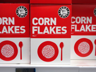 Iceland corn flakes